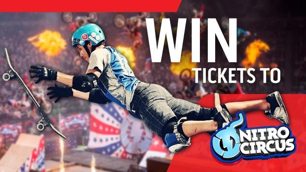 Win Tickets to Nitro Circus